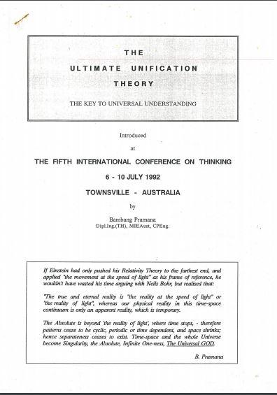 UUT paper cover